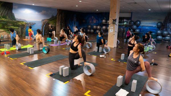 bật mĩ 5 mẹo hay cho buổi tập yoga hoàn hảo